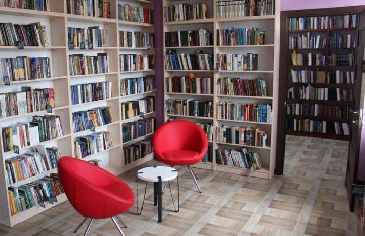 Бібліотека нового покоління в Дарницькому районі м.Києва
