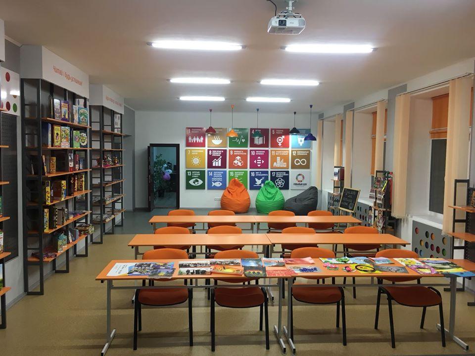 Cоледарська міська бібліотека відкрила БібліоХаб