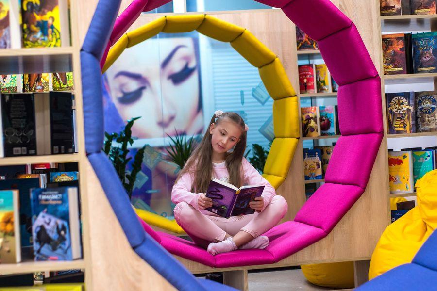 У Вінниці відкрили дитячий простір без гаджетів та інтернету «Бібліофан»