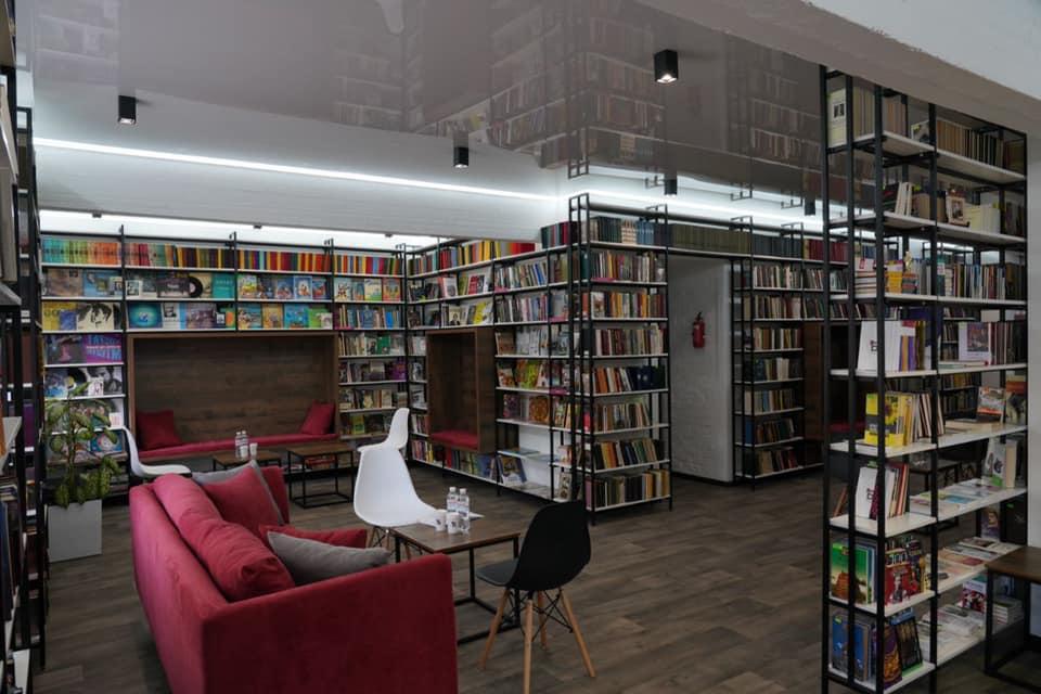 Ще дві запорізькі бібліотеки стали сучасними