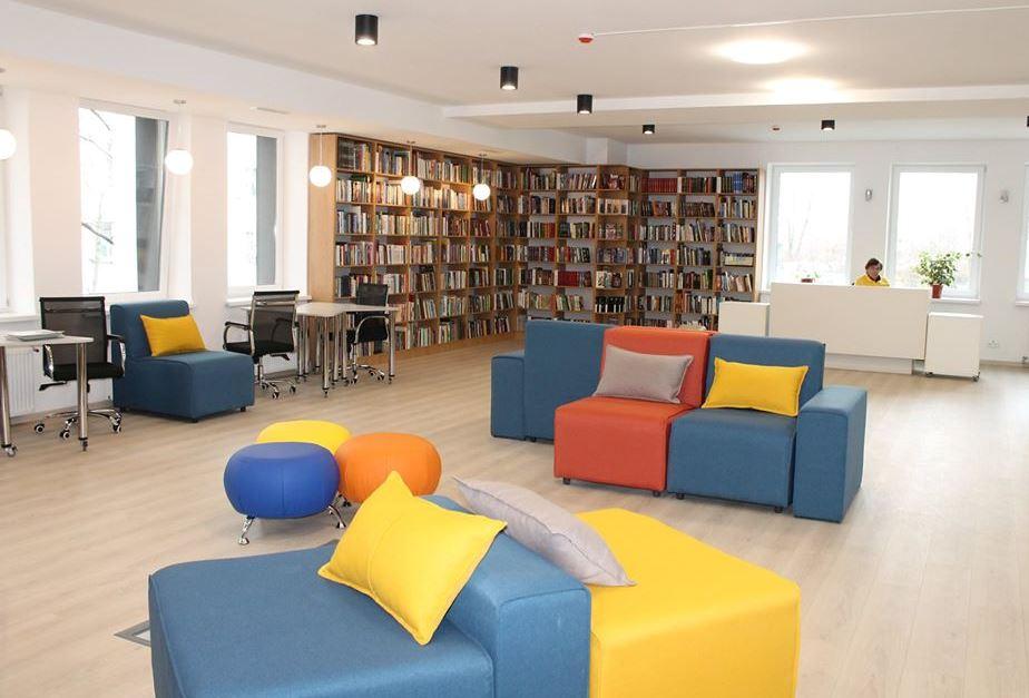 «БібліоHub» у м.Києві запрошує